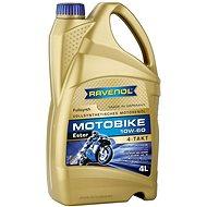 RAVENOL Motobike 4-T Ester 10W60; 4 L - Motor oil