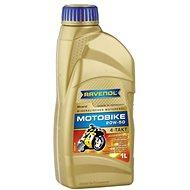 RAVENOL Motobike 4-T Mineral 20W-50; 1 L  - Motorový olej