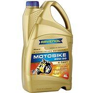RAVENOL Motobike 4-T Mineral 20W-50; 4 L