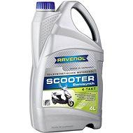 RAVENOL SCOOTER 4-Takt Teilsynth .; 4 L - Motor oil