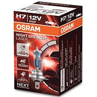 OSRAM H7 Night Breaker Laser Next Generation +150% - Autožárovka