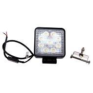 LED 2200lm,9xLED 105x105x34,hliník - Pracovní světlo