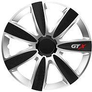 "VERSACO Poklice GTX 15"" CARBON black/silver                 - Poklice na kola"