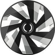 "VERSACO Poklice VECTOR RC 16"" black/silver                  - Poklice na kola"