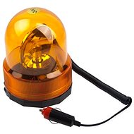 Maják oranžový 24V, magnetický      - Maják