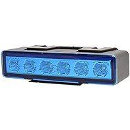WAS Výstražné světlo modré, W117 LED - Světlo