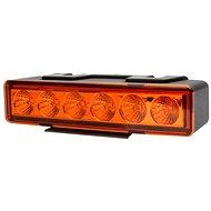 WAS Výstražné světlo oranžové, LED W117 - Světlo