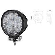 Pracovní světlo LED 2200 lm, 9xLED  - Pracovní světlo