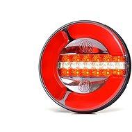 WAS Sdružené světlo W154 (1130),3-funkce, blinkr 12LED - Světlo na vozík