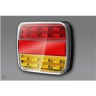 Sdružené světlo LED 100x100x21 + poziční - Světlo