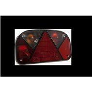 AGADOS Sdružené světlo MULTIPOINT 2-L BAJ      - Světlo na vozík