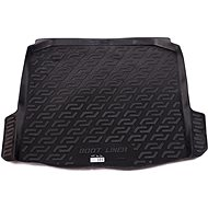 SIXTOL Car Boot Liner Plastic Škoda Octavia II Sedan / Liftback (1Z) (04-13) - Trunk Tray