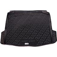 SIXTOL Plastic Boot Liner for Volkswagen Passat (B8 3G) Combi (14-) - Trunk Tray