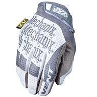 Pracovní rukavice Mechanix Specialty Vent, bílo-šedé, velikost: M