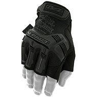 Pracovní rukavice Mechanix M-Pact, černé, bezprsté, velikost: L