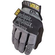 Pracovní rukavice Mechanix Specialty 0,5 mm, šedo-černé, velikost: L