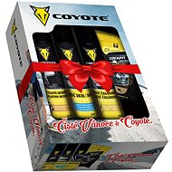 COYOTE Gift set - cleaning wipes, plastic, glass and upholstery cleaner - Car Cosmetics Set