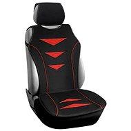 WALSER Sport Cushion SPEED - červený - Podložka do auta