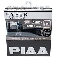 PIAA Hyper Arros 3900K H3 + 120% zvýšený jas, 2ks - Autožárovka