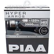 PIAA Hyper Arros 3900K HB3 + 120% zvýšený jas, 2ks