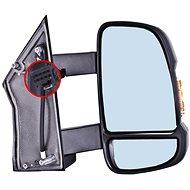 ACI zrcátko pro CITROEN Jumper 06- s blikačem (pro bílou žárovku) střední rameno (140 mm) P - Zpětné zrcátko