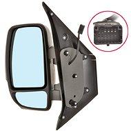 ACI zrcátko pro OPEL Movano 10-  s blikačem (pro bílou žárovku), krátké rameno L - Zpětné zrcátko