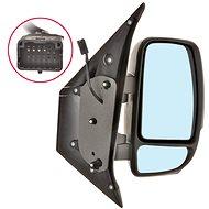 ACI zrcátko pro OPEL Movano 10-  s blikačem (pro bílou žárovku), krátké rameno P - Zpětné zrcátko
