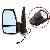 ACI zrcátko pro FORD Transit 14-  s bílým blikačem (pro WY5W žárovku) krátké rameno L - Zpětné zrcátko