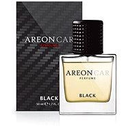 AREON PERFUME GLASS 50ml Black - Vůně do auta