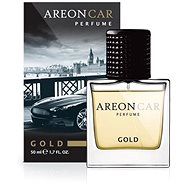 AREON PERFUME GLASS 50ml Gold - Vůně do auta