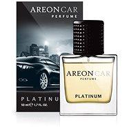 AREON PERFUME GLASS 50ml Platinum - Car Air Freshener