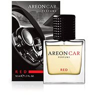 AREON PERFUME GLASS 50ml Red - Vůně do auta