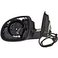 ACI 7606855Q Škoda Vnitřní část elektricky ovládaného a vyhřívaného zpětného zrcátka pro vozy s osvě