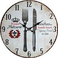 Postershop HLZ7336 - Nástěnné hodiny