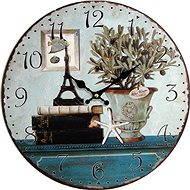 Designové nástěnné hodiny HLZ7197 - Nástěnné hodiny