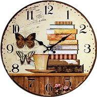 Designové nástěnné hodiny HLZ7195 - Nástěnné hodiny