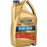 RAVENOL SFE SAE 5W-20; 5L (4 + 1l FREE) - Motor Oil