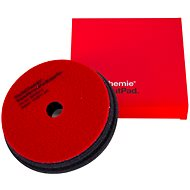 KochChemie HEAVY CUT 76 x 23mm, Red - Buffing Wheel