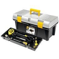 """VOREL Plastic Toolbox 20"""" 2 locks 50cm - Toolbox"""