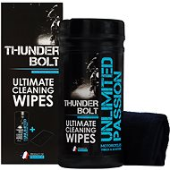 UNPASS THUNDERBOLT Cleaning and Protective Wipes 35pcs + Microfibre Cloth