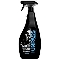 UNPASS ADDICT Cleaning and Protective Product in 500ml Dispenser + Microfibre Cloth - Cleaner