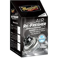 Meguiar's Air Re-Fresher - Odour Eliminator and Fragrance Refresher - Black Chrome Scent - Air Conditioner Cleaner