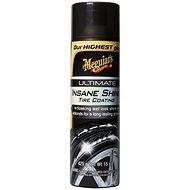 Meguiar's Ultimate Insane Shine Tire Coating - Highest Gloss Tyre Shine