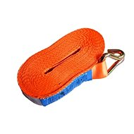 Lashing Strap - loose end 2'/5t/9.5m hook - Tie Down Strap