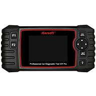 iCarsoft CR Pro - profesionální diagnostický nástroj pro multi-brand vozidla - CZ software - Diagnostika