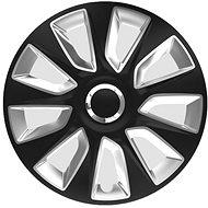 "VERSACO STRATOS RC 15"" black/silver - Poklice na kola"