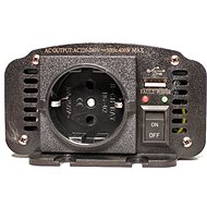 Carspa 12-24 V / 500W/230V+USB 400W modifikovaná sínus - Měnič napětí