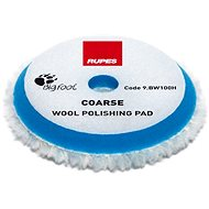 RUPES COOLSE Blue Wool Polishing Pad COARSE - Buffing Wheel