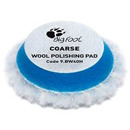 RUPES Blue Wool Polishing Pad COARSE - sada 6 ks - Leštící kotouč