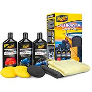 Meguiar's Ultimate Car Care Kit - Car Cosmetics Set